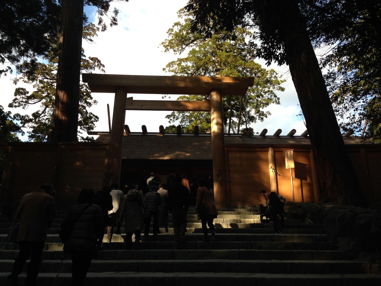 伊勢神宮参拝5